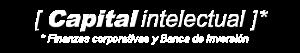 logo capital intelectual consultoria estrategica blanco